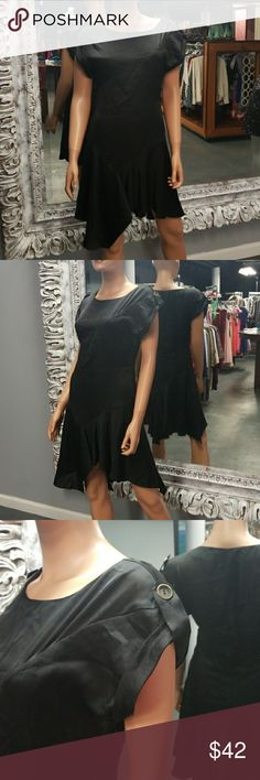 🌻bebe LBD Silky Look & Feel Dress up or down. This dress is versatile and stunning on.   Why SHOP MY Closet? 💋Most NWT or Worn Once 💋Smoke/ Pet Free 💋OVER 750 🌟🌟🌟🌟🌟RATINGS & RISING! 💋TOP 10% Seller  💋TOP RATED 💋 FAST SHIPPER   💋BUNDLES 20% OFF 💋EARN VIP $$$- SPEND ANYTIME  💋QUESTIONS?? PLEASE ASK! ❤HAPPY POSHING!!! 💕 bebe Dresses