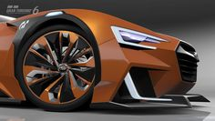 Subaru and Gran Turismo have officially unveiled the Viziv GT Vision Gran Turismo. Rims For Cars, Gt Cars, Mustang, Car Design Sketch, Design Cars, Motor Works, Subaru Wrx, Japanese Cars, Expensive Cars