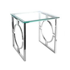 Servers tables on pinterest end tables console tables for Meuble bouclair
