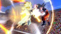 Dragon Ball Xenoverse: The Return on Dragon Ball Z Fights!?!?!