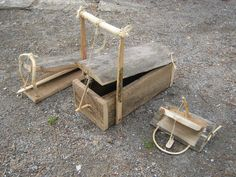 Northern Wilderness Skills and Traditions: Old Finnish Mouse Traps