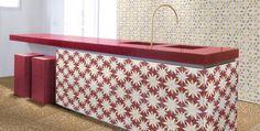 #Oro di #Vietri #Ceramica decorata a mano, #HandMade #Tiles #Vietri Ceramic #FrancescoDeMaio