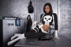 The Punisher (Rule#63)