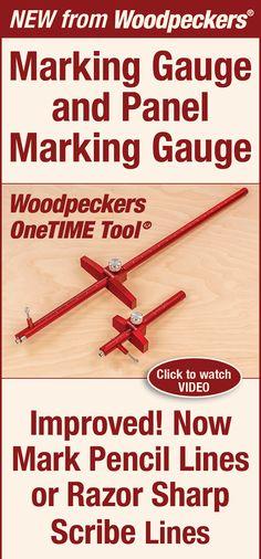 Marking Gauge and Panel