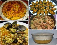 Dulces Sueños: Menú con Cinco Recetas nº 16