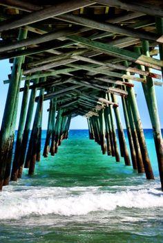 Bogue Inlet Pier, North Carolina