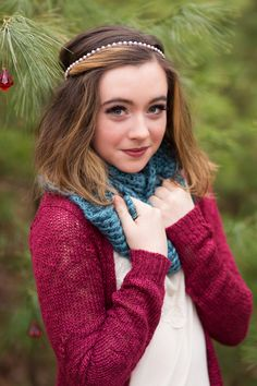 Asheville Senior Portraits| Winter Teen Session| Kathy Beaver Photograpy
