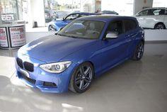 ¿Te gusta BMW? BMW Serie 1 118d con 143cv  Financiación y tu coche como parte del pago.  http://www.orlandocars.es/ocasion/219-bmw-serie-1-118d.html