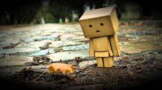 sad box man + beautiful piano instrumental... Autumn feeling....
