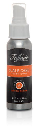 Fulhair Scalp Care: Anti-DHT Thinning Hair to Stronger Hair ** Review more details @