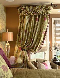 Elegant Master Bedroom - contemporary - bedroom - minneapolis - by Riehl Designs, Inc.