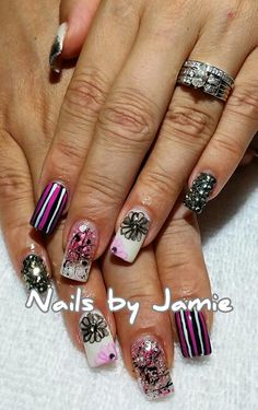 Nails by Jamie Duffield Eugene, Oregon 541-556-8337 To book an appointment go to: www.styleseat.com/jamieduffield