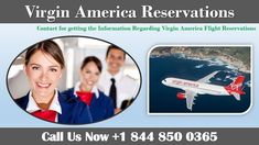 Get information about Virgin America Reservations online for mobile check-in, boarding pass and you can check in around 24 hours in advance. Virgin America Airlines, Flight Reservation, Customer Service, Number, Books, Libros, Customer Support, Book
