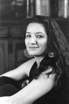 Sandra Cisneros - her short stories are some of my favorites. I still have the collection we read in a Latina Writers class from university.