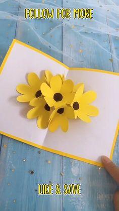 Diy Crafts Hacks, Diy Crafts For Gifts, Cute Crafts, Crafts To Do, Creative Crafts, Crafts For Kids, Holiday Crafts, Instruções Origami, Paper Crafts Origami