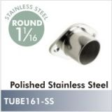 Stainless flange closed $15.00