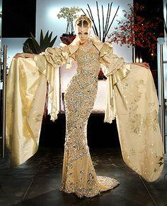 Fashion designer Walid Atallah