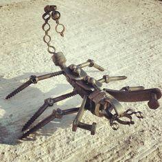#scorpion #steel