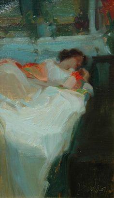 Slumber by Johanna Harmonvia