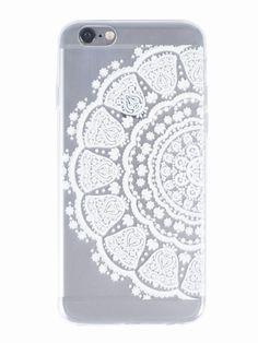 Mandala Love iPhone Case.