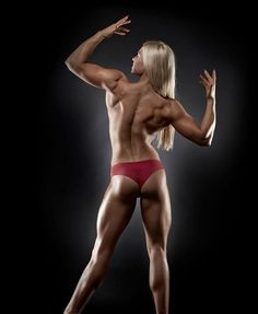 Beautiful back and shoulder definition #sexy #lats