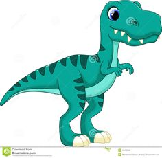 Illustration about Tyrannosaurus cartoon with white background. Illustration of claws, doodle, creature - 43472998 Cartoon Cartoon, Cartoon Dinosaur, Cartoon Wall, Cartoon Characters, Dinosaur Drawing, Dinosaur Art, Cute Dinosaur, Dinosaur Birthday, Dinosaur Images