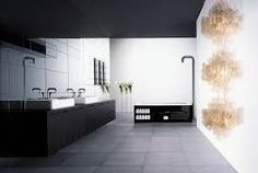 Bilderesultat for contemporary interior design bathroom