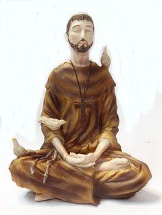 São Francisco Meditando