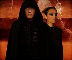 Dune_Muad-Dib and Chani by Georgina-Gibson.deviantart.com on @DeviantArt
