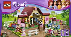 LEGO Friends Heartlake Stables $ 34 Shipped (Reg. $ 49.99)