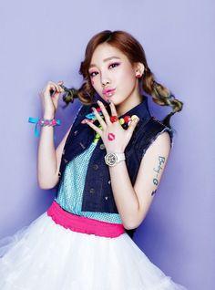 SNSD TaeYeon #kpop #korean style #itsmestyle #koreanclothes #koreanfashion #kfashion #idols #pop #ulzzang #korea