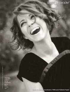 Marion Cotillard laughter