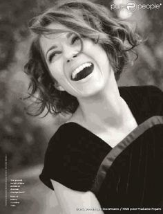 Marion Cotillard laughter