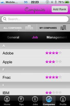 Positips: Aplicación para compartir información sobre el ambiente de trabajo http://www.onedigital.mx/ww3/2012/06/01/positips-aplicacion-para-compartir-informacion-sobre-el-ambiente-de-trabajo/