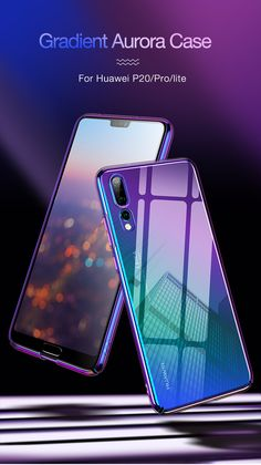 CAFELE Case For huawei pro lite cases luxury Aurora Gradient Color Transparent Cover For huawei pro light Hard PC Case Iphone Insurance, Top Smartphones, Electronics For You, Huawei Phones, Web Banner Design, Pc Cases, Mobile App Design, Advertising Design, Iphone Case Covers