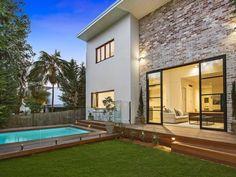 Pool, deck and windows/doors. Blandford Avenue, Bronte, NSW 2024