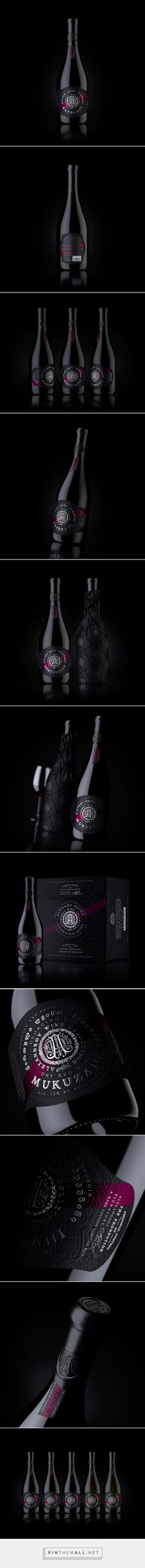 Alexandrov Collection wine packaging design by grand buro - http://www.packagingoftheworld.com/2017/01/alexandrov-collection.html