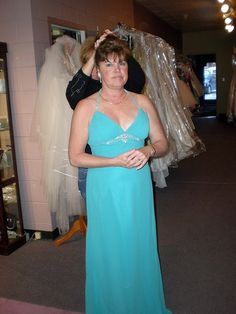 Mother of the Bride - Dress Shopping#wedding #dress
