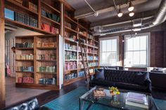 You'll Want to Work At Lumosity After Seeing Their New Offices - Perks of the Job - Curbed SF