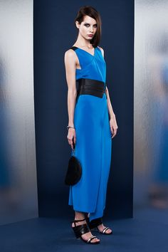 Ulla Reiss for Zero + Maria Cornejo Pre-Fall '13 #runway #fashion