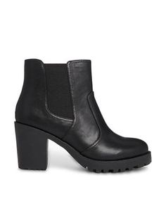 London Rebel | London Rebel Heeled Chelsea Boots