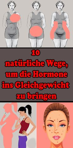 natural ways to balance the hormones - Gesundheit - Health Diet, Health And Wellness, Health Fitness, Zumba For Beginners, Équilibrer Les Hormones, Chronischer Stress, Fitness Motivation, Belly Fat Workout, Reduce Belly Fat
