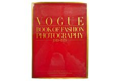 Vogue Book of Fashion Photography