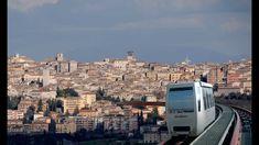 Il Minimetrò di Perugia - Saverio Pepe