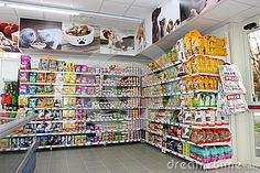 pet store design layout - Google Search