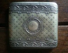 Antique Star Pattern Case / English Shop by EnglishShop on Etsy, £42.00