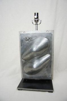 Vintage Bra Mold Lamp by mossstudiosllc on Etsy, $385.00
