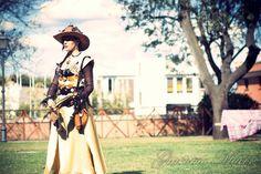 cowgirl steampunk