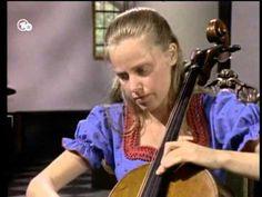 Jaqueline du Pré-Beethoven-Piano Trio op.70-part 2 of 3 (HD) - YouTube