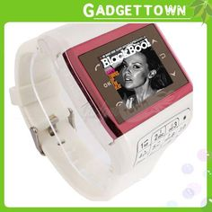 Cell phone watch!